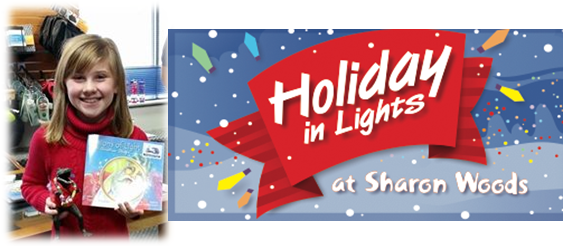 Book Signing – Holiday in Lights – Sharon Woods