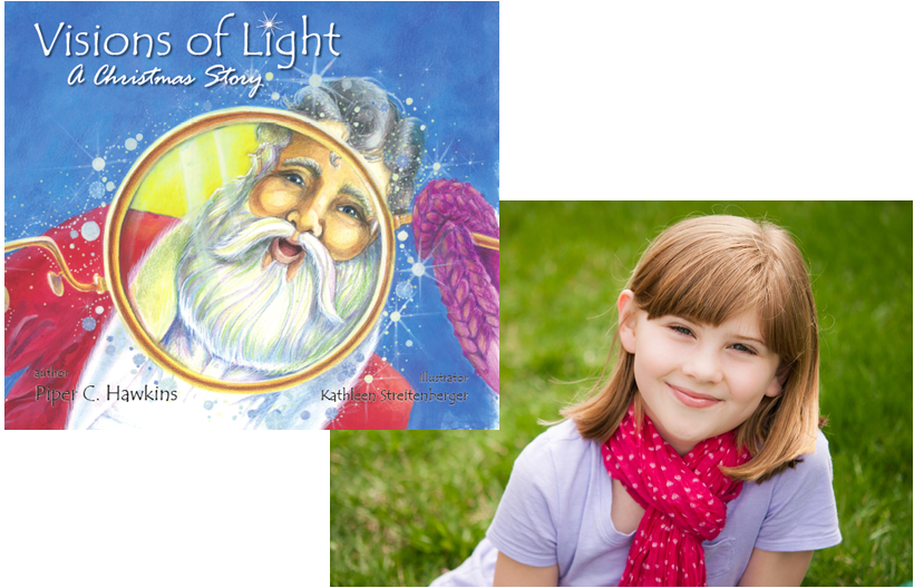 Visions of Light: A Christmas Story
